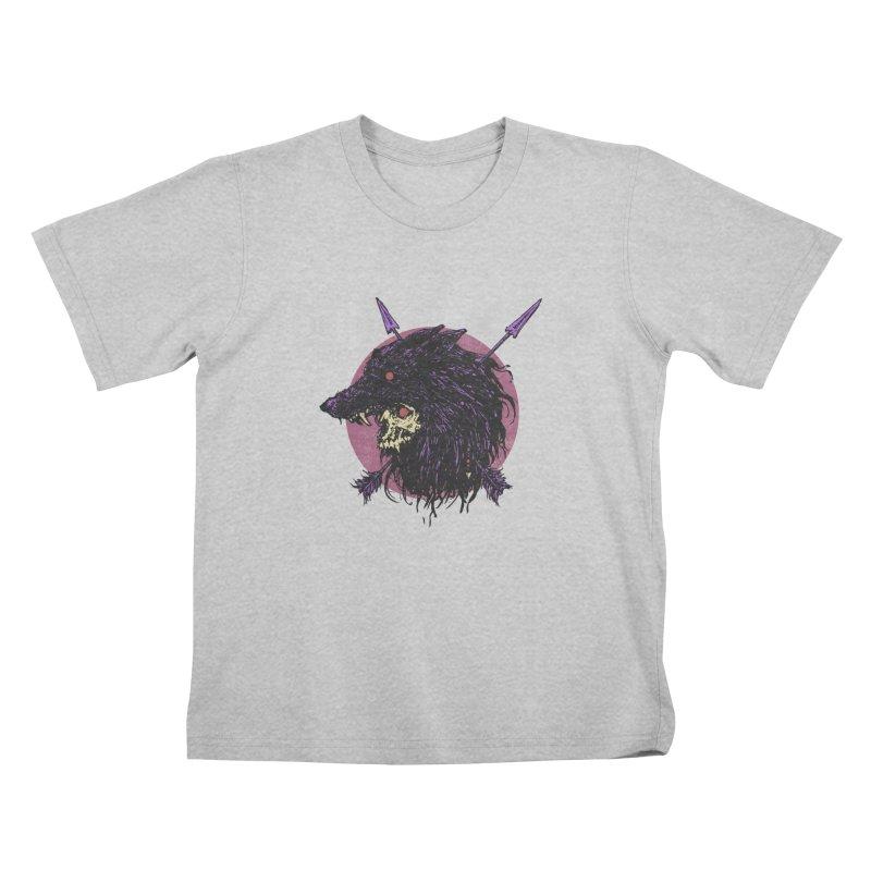 Howl Kids T-Shirt by Cumix47's Artist Shop