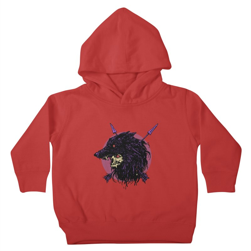 Howl Kids Toddler Pullover Hoody by Cumix47's Artist Shop
