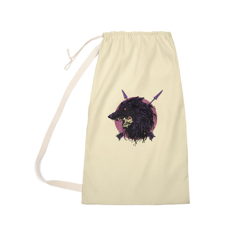 Howl Accessories Laundry Bag Bag by Cumix47's Artist Shop