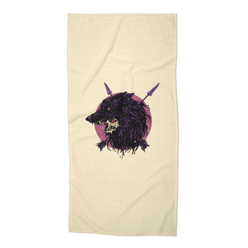 Howl Accessories Beach Towel by Cumix47's Artist Shop