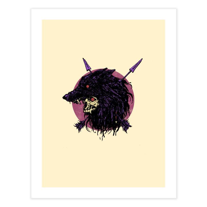 Howl Home Fine Art Print by Cumix47's Artist Shop