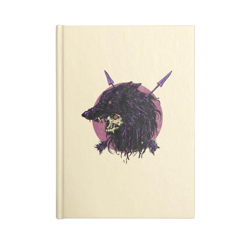 Howl Accessories Blank Journal Notebook by Cumix47's Artist Shop
