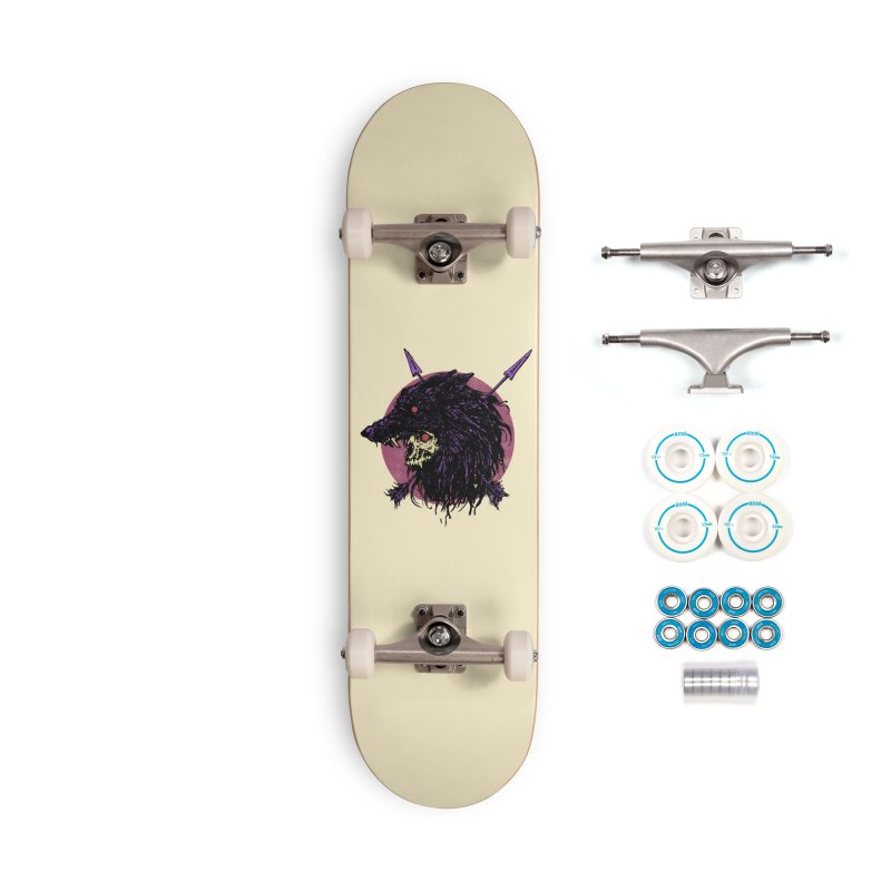 Howl Accessories Complete - Basic Skateboard by Cumix47's Artist Shop