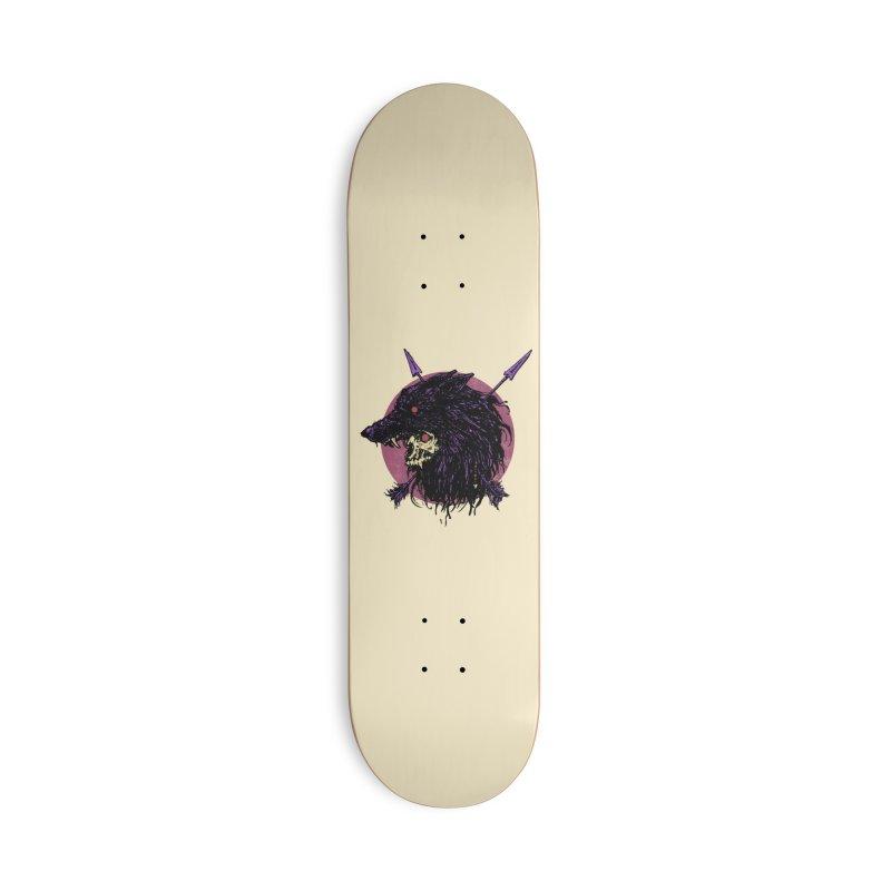 Howl Accessories Skateboard by Cumix47's Artist Shop