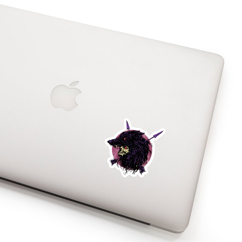 Howl Accessories Sticker by Cumix47's Artist Shop