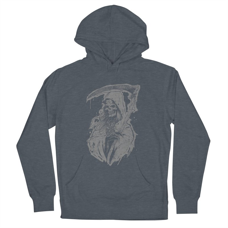 Reaper Men's French Terry Pullover Hoody by Cumix47's Artist Shop