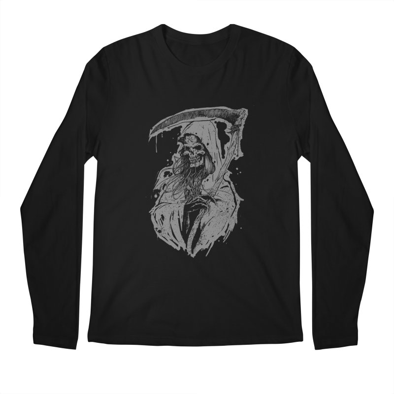 Reaper Men's Longsleeve T-Shirt by Cumix47's Artist Shop