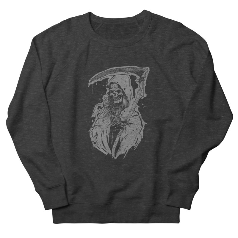 Reaper Women's French Terry Sweatshirt by Cumix47's Artist Shop