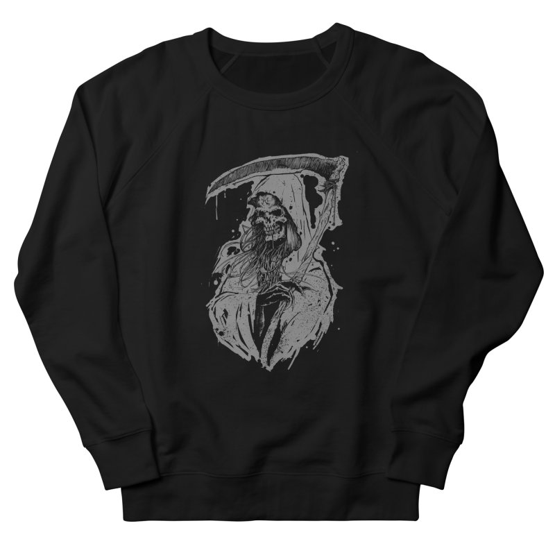 Reaper Men's French Terry Sweatshirt by Cumix47's Artist Shop