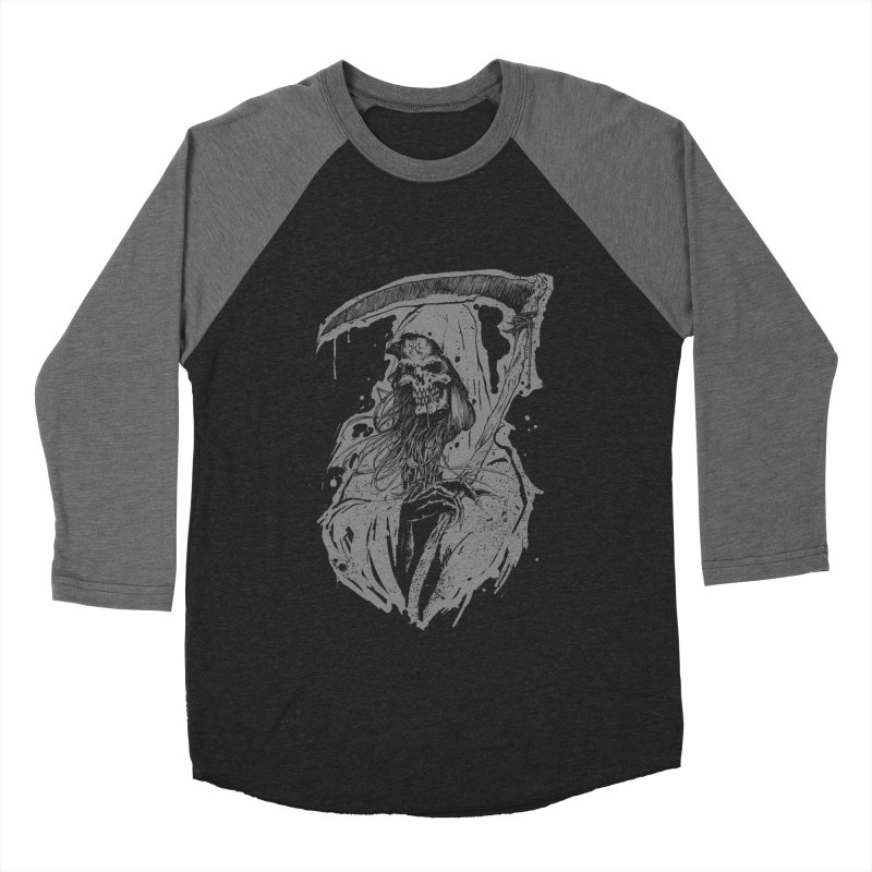 Reaper Men's Baseball Triblend Longsleeve T-Shirt by Cumix47's Artist Shop