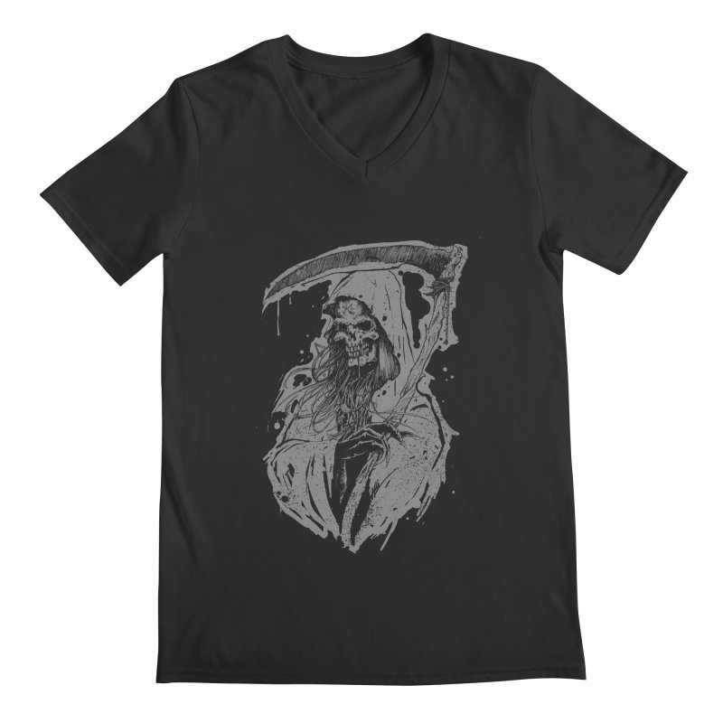 Reaper Men's Regular V-Neck by Cumix47's Artist Shop