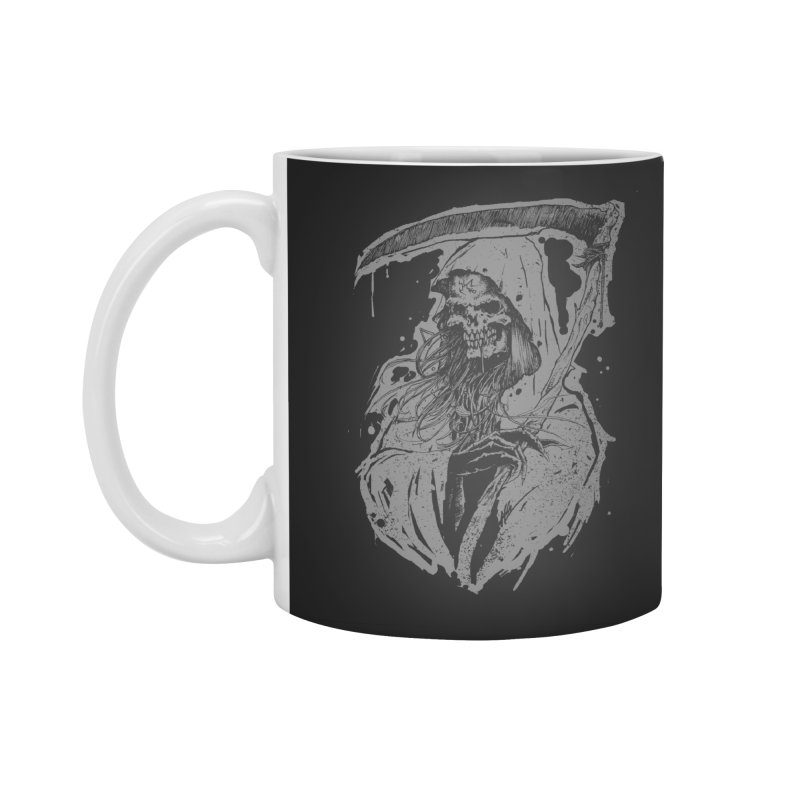 Reaper Accessories Standard Mug by Cumix47's Artist Shop