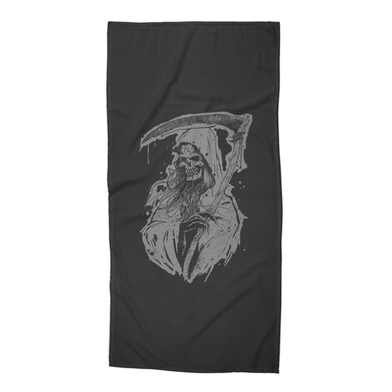 Reaper Accessories Beach Towel by Cumix47's Artist Shop