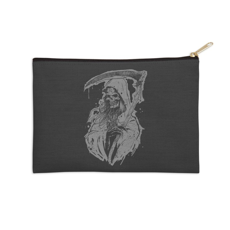 Reaper Accessories Zip Pouch by Cumix47's Artist Shop