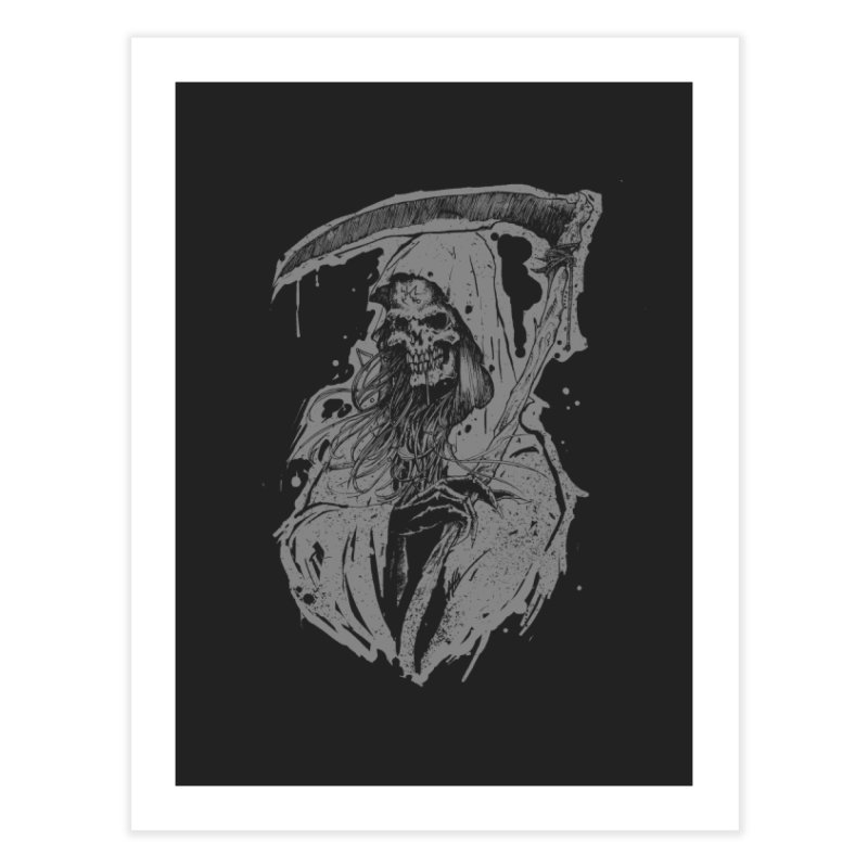 Reaper Home Fine Art Print by Cumix47's Artist Shop