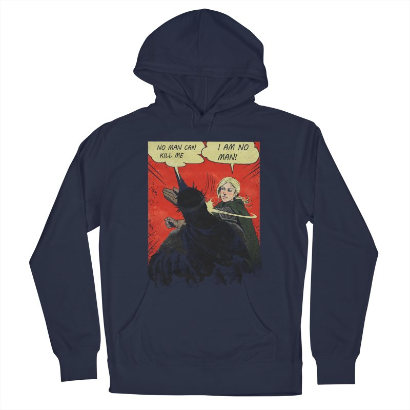 I Am No Man Men's Pullover Hoody by Cumix47's Artist Shop