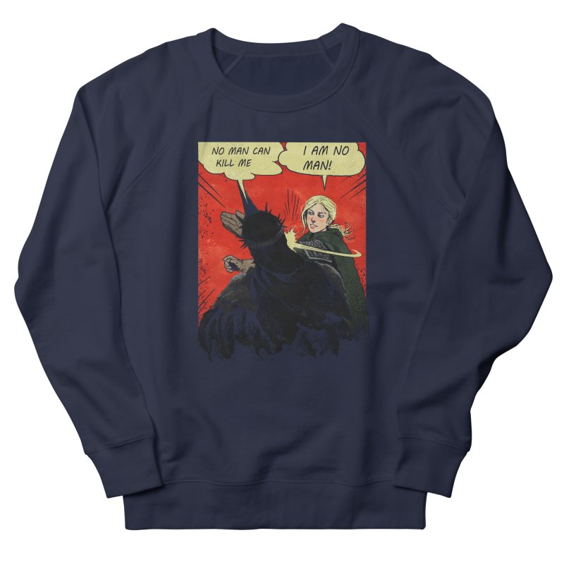 I Am No Man Men's Sweatshirt by Cumix47's Artist Shop