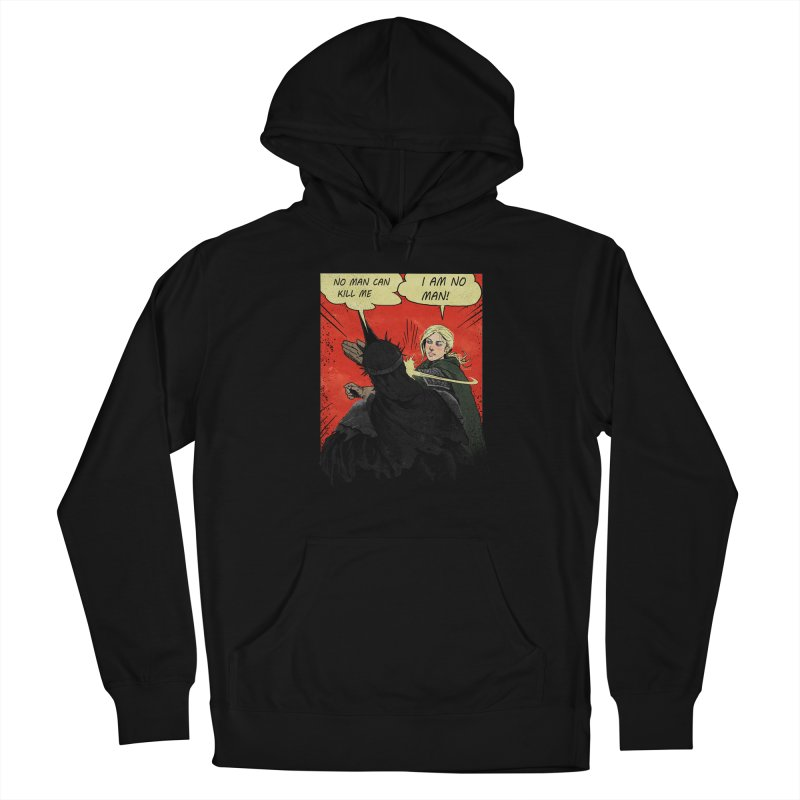 I Am No Man Men's Pullover Hoody by Cumix47's Artist Shop