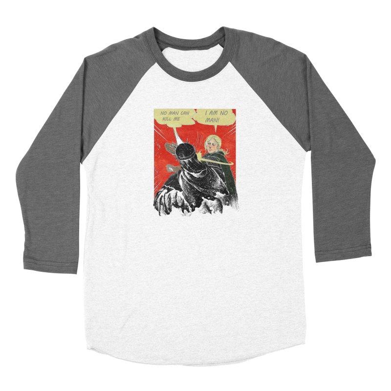 I Am No Man Women's Longsleeve T-Shirt by Cumix47's Artist Shop