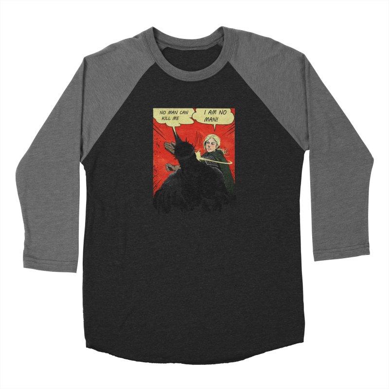 I Am No Man Men's Longsleeve T-Shirt by Cumix47's Artist Shop