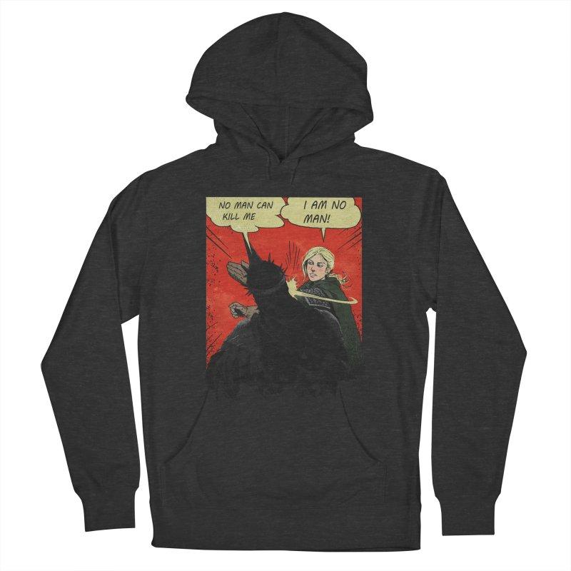 I Am No Man Women's Pullover Hoody by Cumix47's Artist Shop