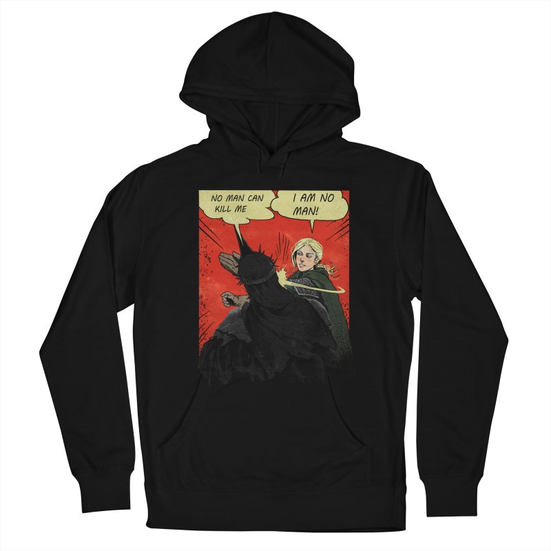 I Am No Man Women's Pullover Hoody by Cumix47's Artist Shop