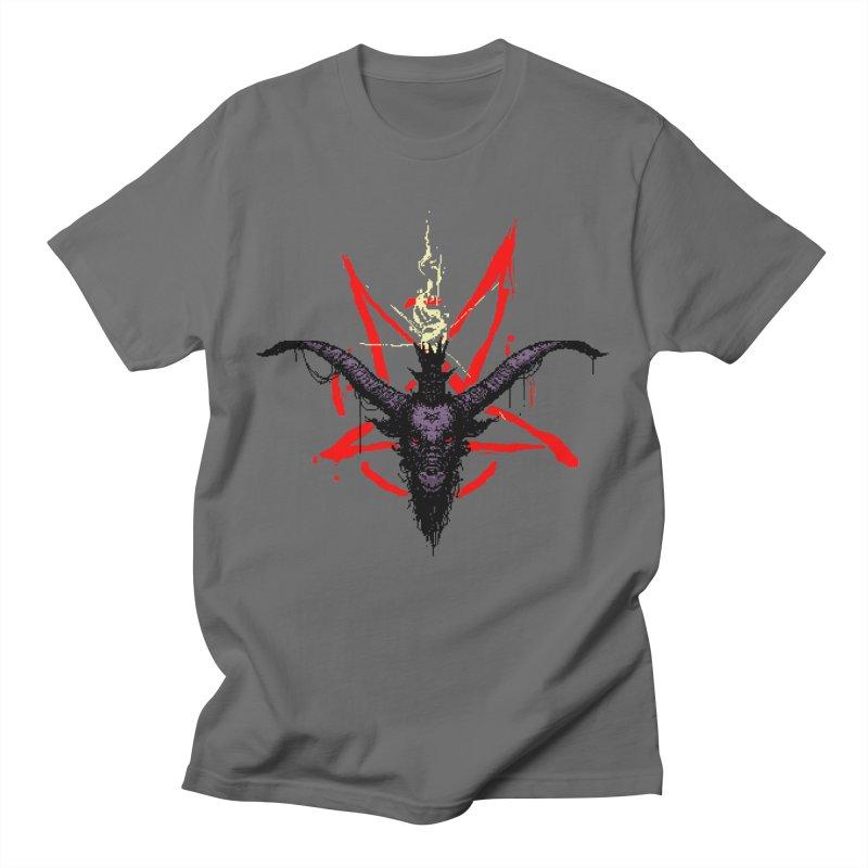 Bitphomet  Men's T-Shirt by Cumix47's Artist Shop