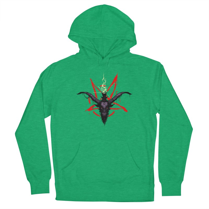 Bitphomet  Women's French Terry Pullover Hoody by Cumix47's Artist Shop