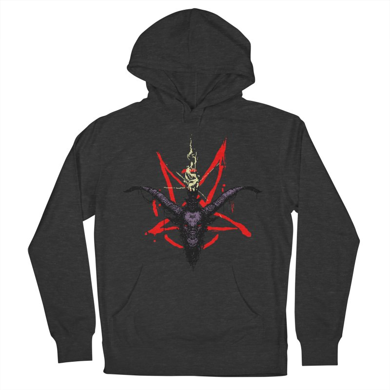 Bitphomet  Men's French Terry Pullover Hoody by Cumix47's Artist Shop