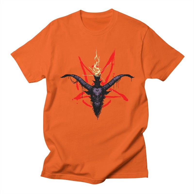 Bitphomet  Men's Regular T-Shirt by Cumix47's Artist Shop