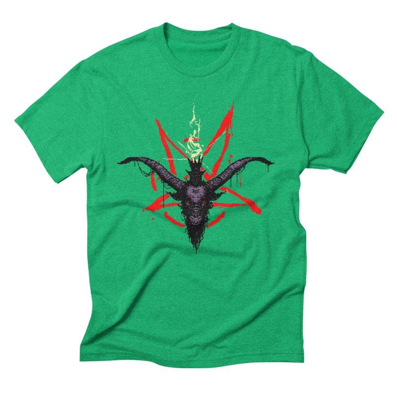 Bitphomet  Men's Triblend T-shirt by Cumix47's Artist Shop
