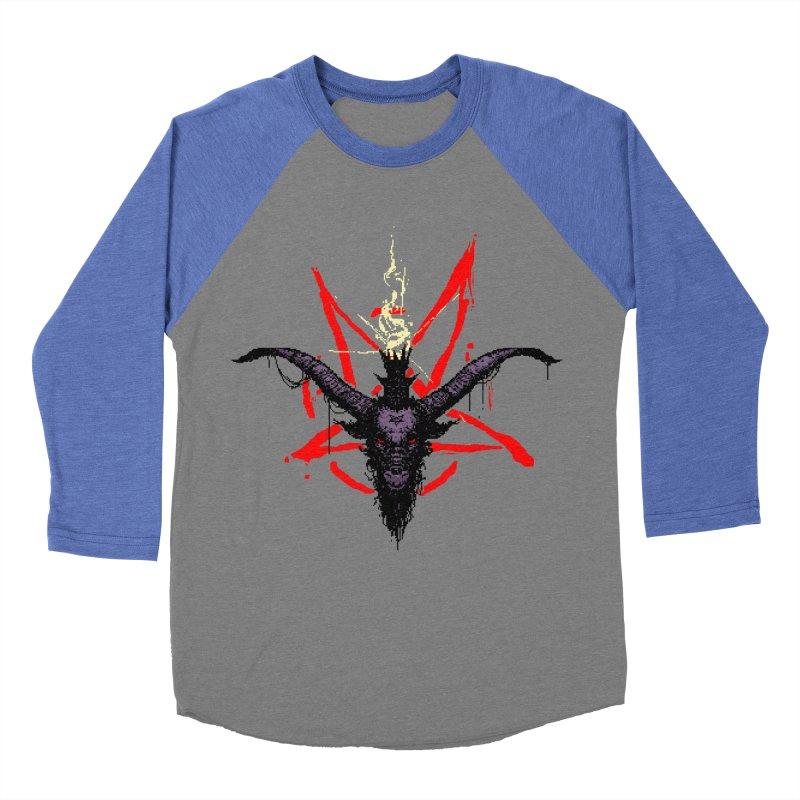 Bitphomet  Women's Baseball Triblend T-Shirt by Cumix47's Artist Shop