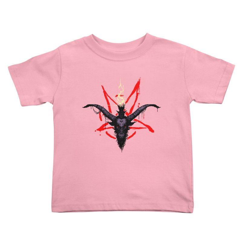 Bitphomet  Kids Toddler T-Shirt by Cumix47's Artist Shop