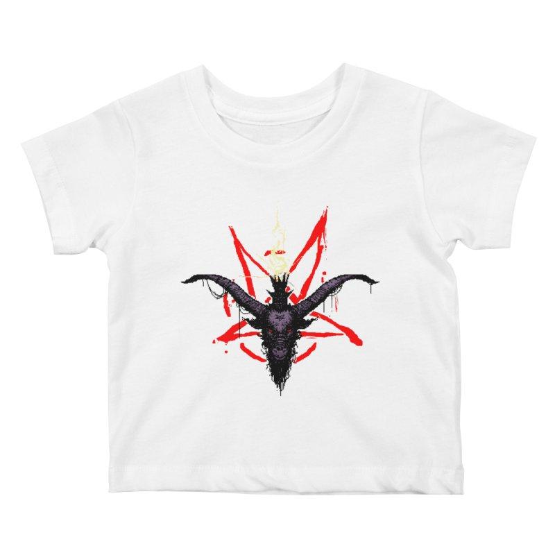 Bitphomet  Kids Baby T-Shirt by Cumix47's Artist Shop