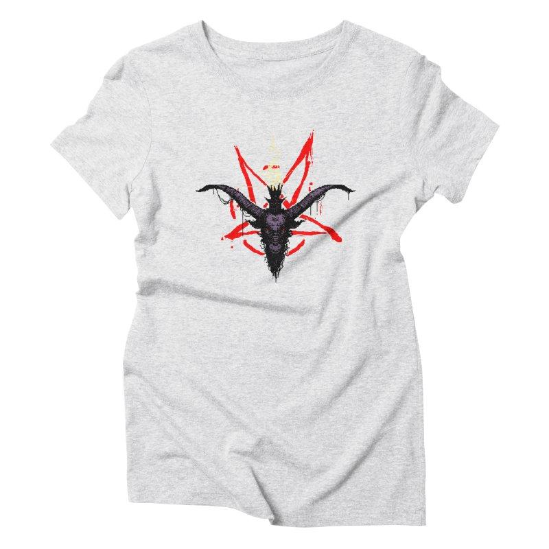 Bitphomet  Women's T-Shirt by Cumix47's Artist Shop