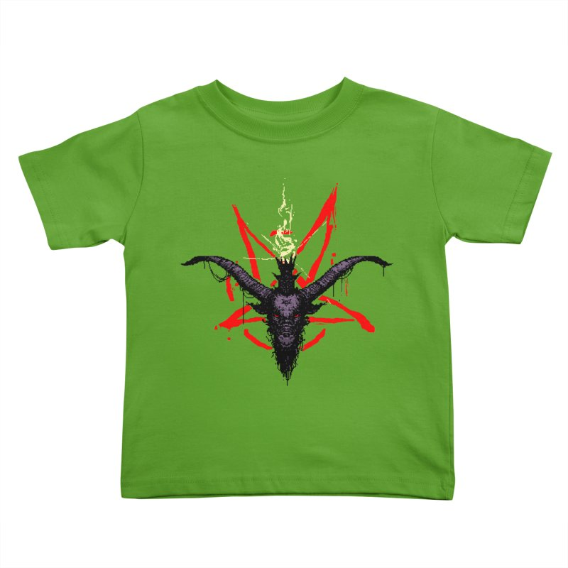 Bitphomet  Kids Toddler T-Shirt by Cumix47's Artist Shop