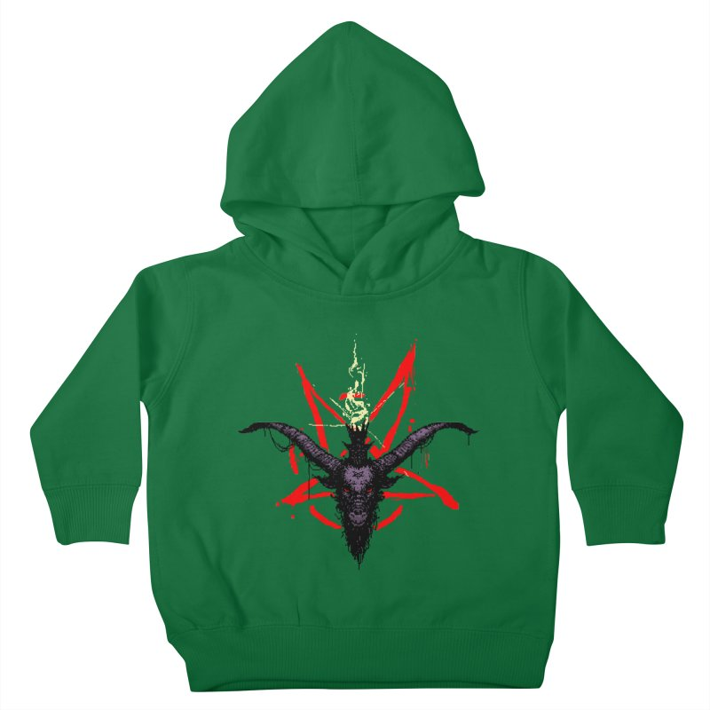 Bitphomet  Kids Toddler Pullover Hoody by Cumix47's Artist Shop