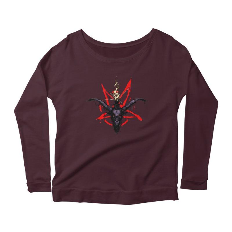 Bitphomet  Women's Longsleeve T-Shirt by Cumix47's Artist Shop
