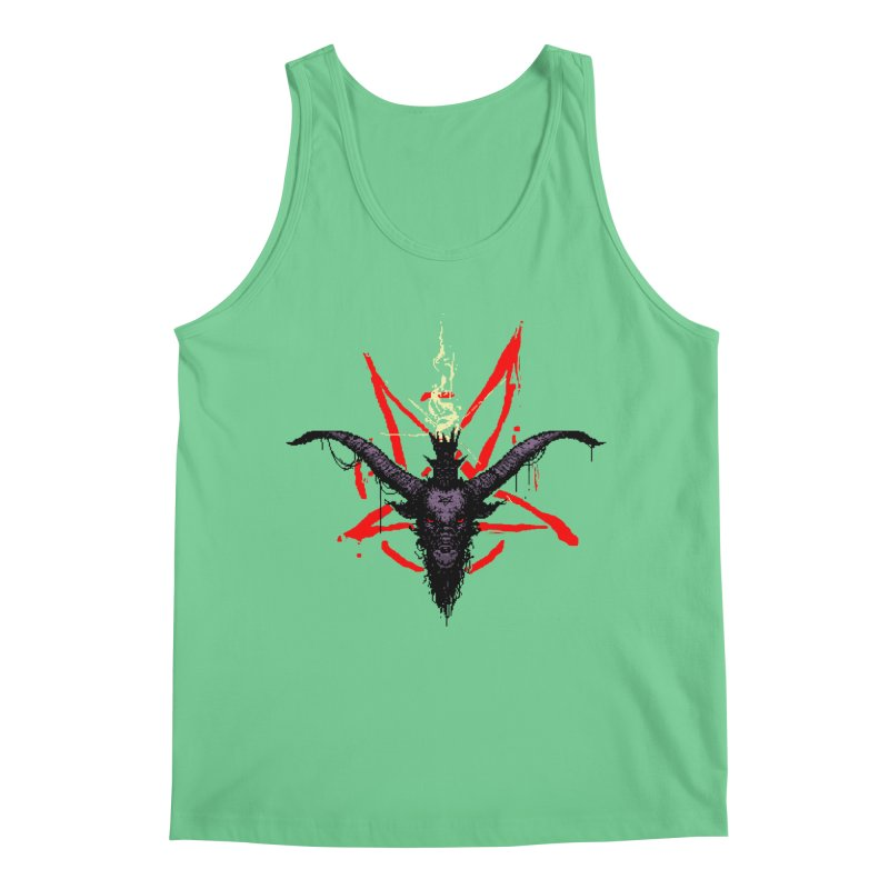 Bitphomet  Men's Regular Tank by Cumix47's Artist Shop