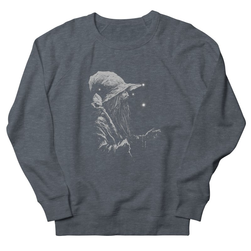 Grey Wizzard Women's Sweatshirt by Cumix47's Artist Shop