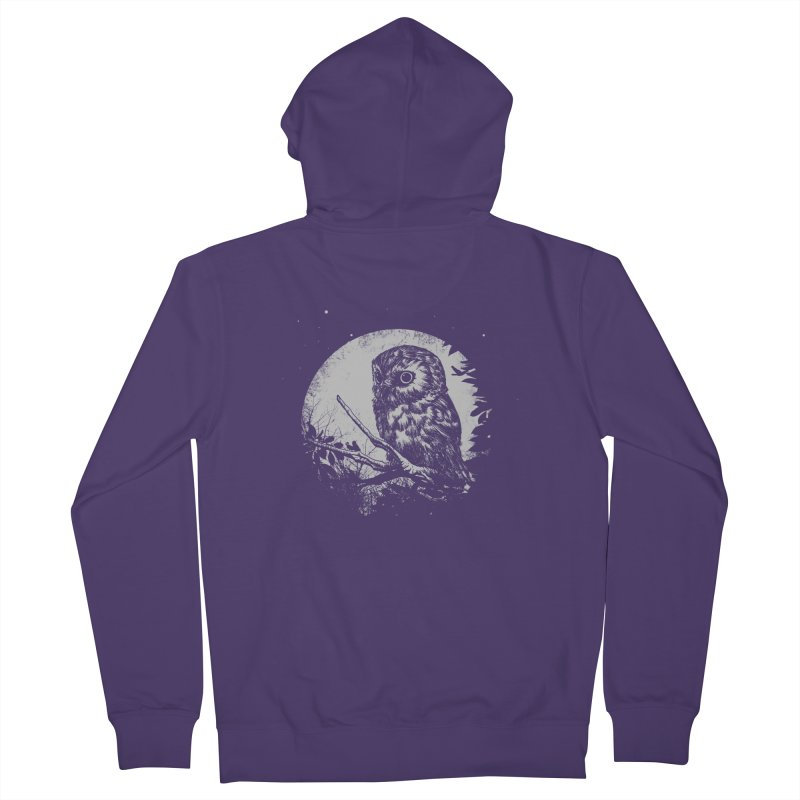 Friend of the Night Women's Zip-Up Hoody by Cumix47's Artist Shop