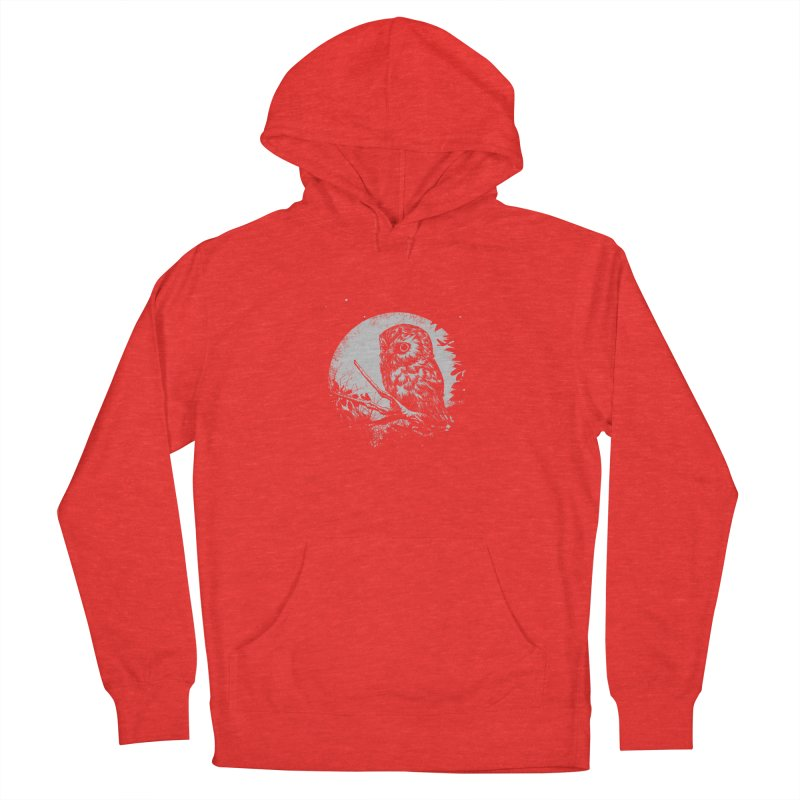 Friend of the Night Men's Pullover Hoody by Cumix47's Artist Shop
