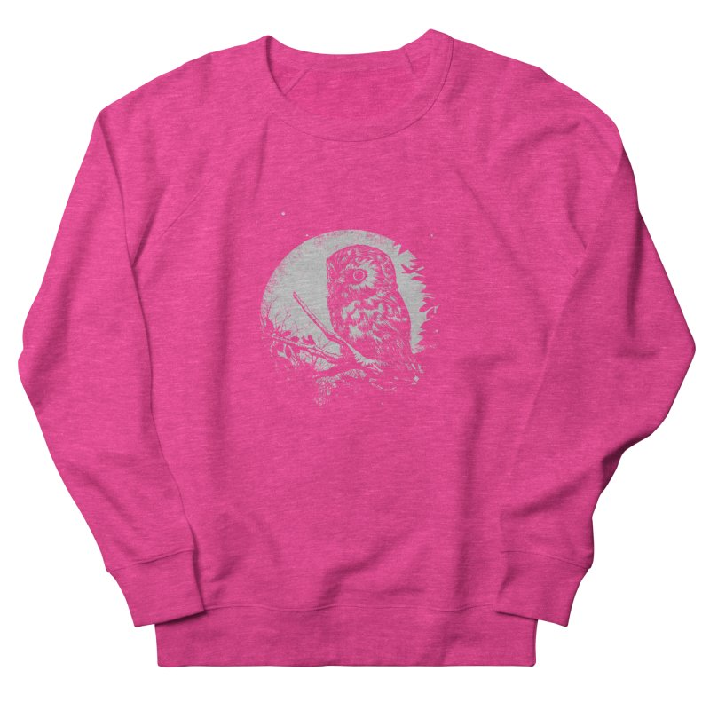 Friend of the Night Women's French Terry Sweatshirt by Cumix47's Artist Shop