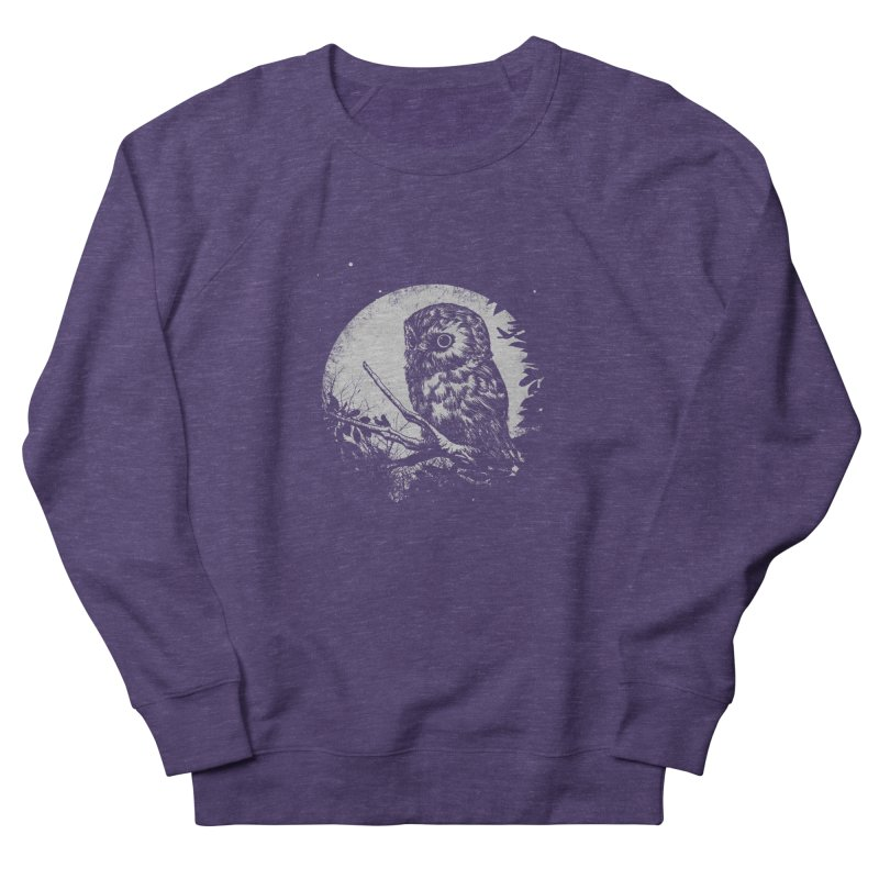 Friend of the Night Men's French Terry Sweatshirt by Cumix47's Artist Shop