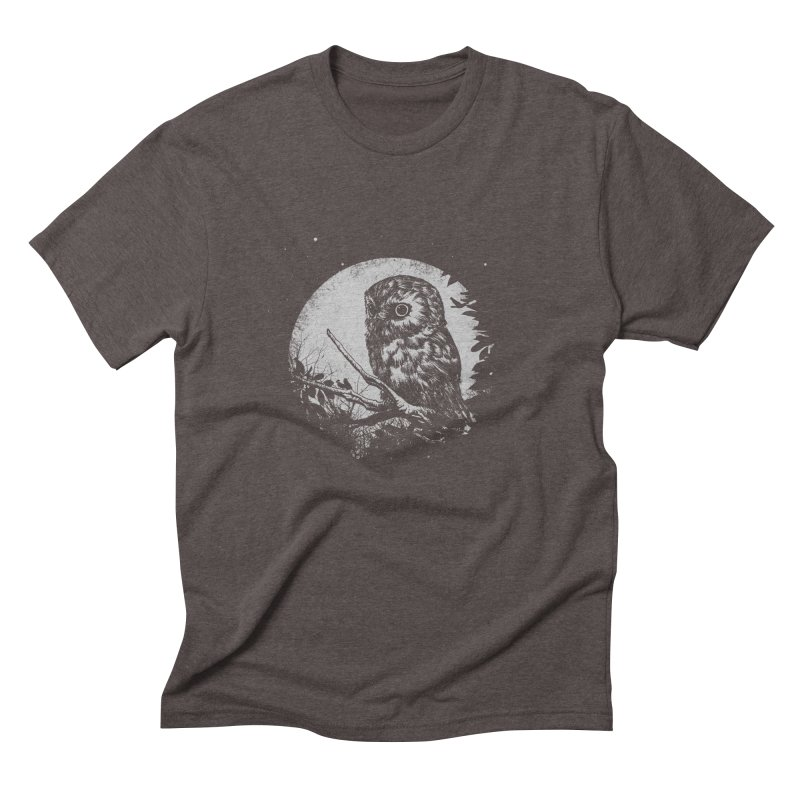 Friend of the Night Men's Triblend T-Shirt by Cumix47's Artist Shop