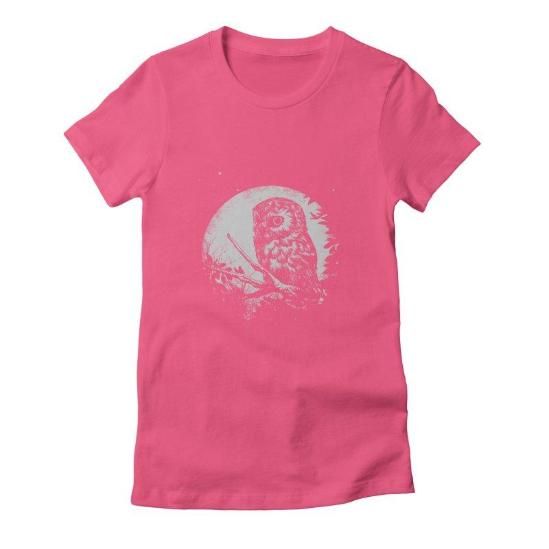 Friend of the Night Women's T-Shirt by Cumix47's Artist Shop