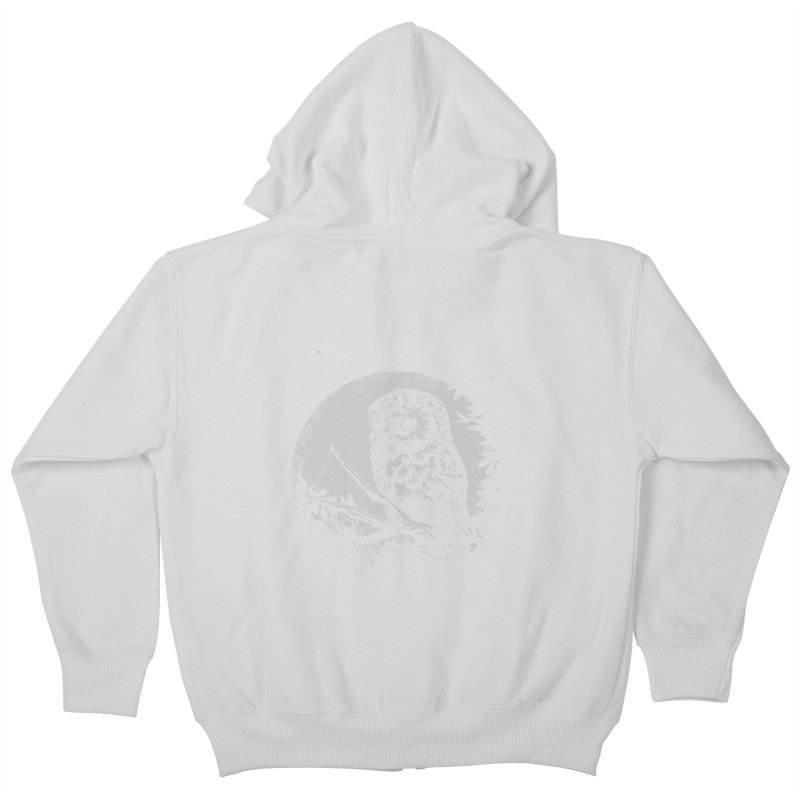 Friend of the Night Kids Zip-Up Hoody by Cumix47's Artist Shop