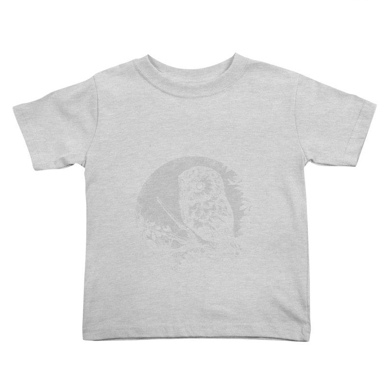 Friend of the Night Kids Toddler T-Shirt by Cumix47's Artist Shop