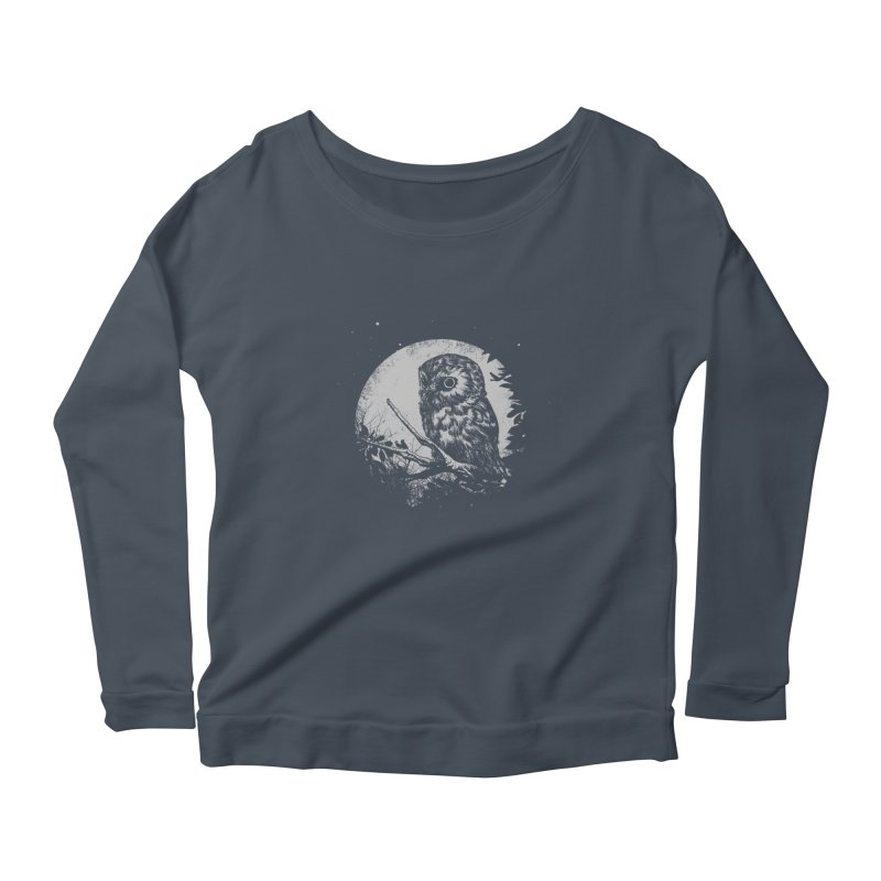 Friend of the Night Women's Longsleeve T-Shirt by Cumix47's Artist Shop