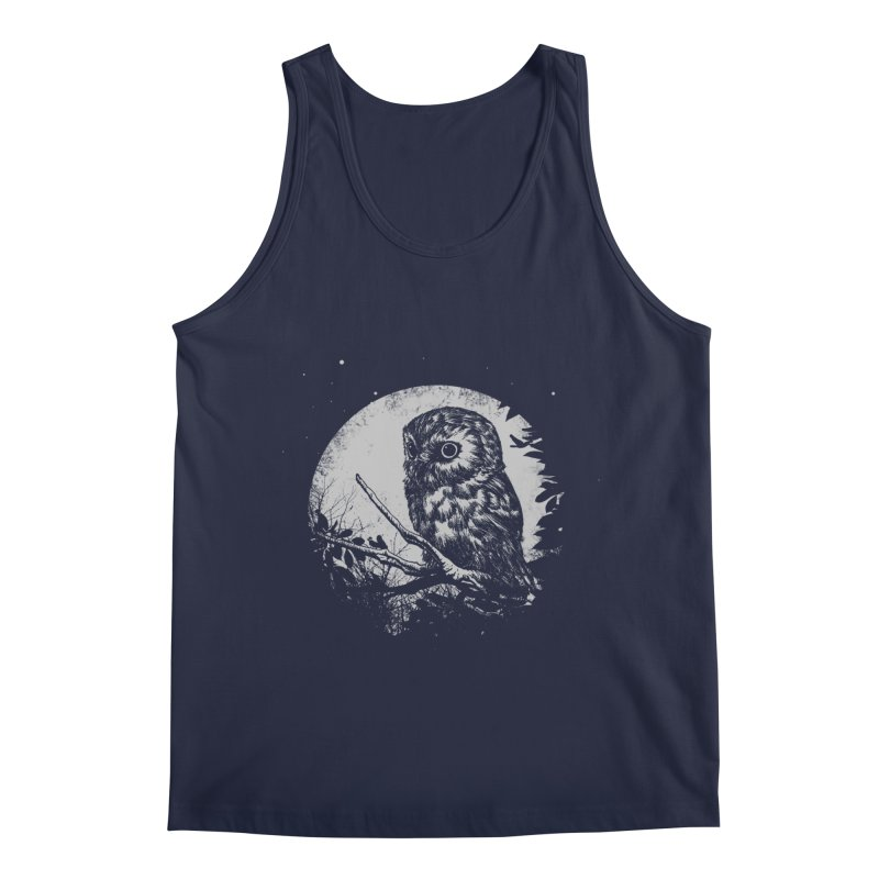 Friend of the Night Men's Regular Tank by Cumix47's Artist Shop